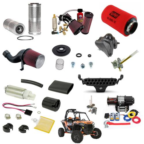 Parts & Accessories - ATV, Side-by-Side & UTV Parts & Accessories