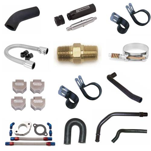 Cooling Systems - Hoses & Clamps