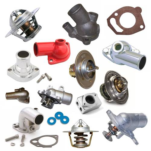 Cooling Systems - Thermostats & Parts