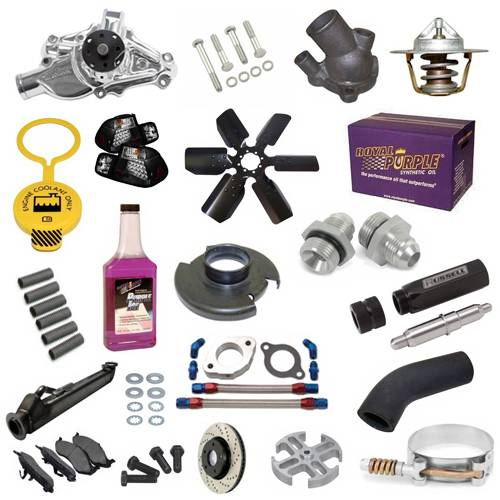 Car & Truck Parts - Cooling Systems
