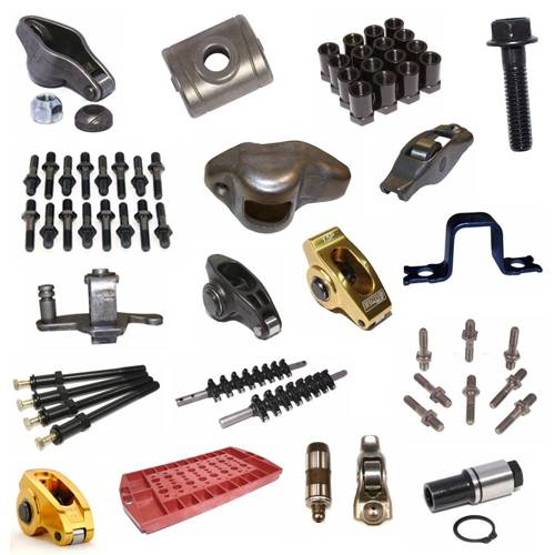 Engines & Components - Rocker Arms & Parts