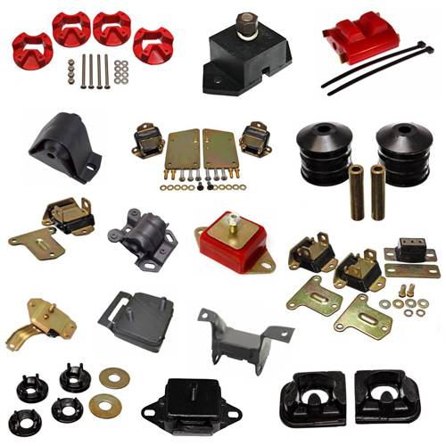Engines & Components - Motor Mounts