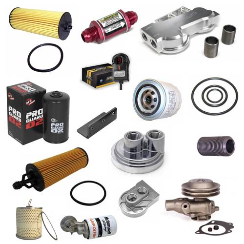 Filters - Oil Filters