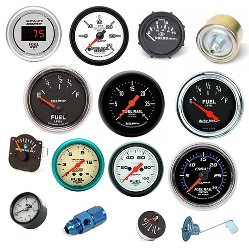 Gauges - Fuel Gauges