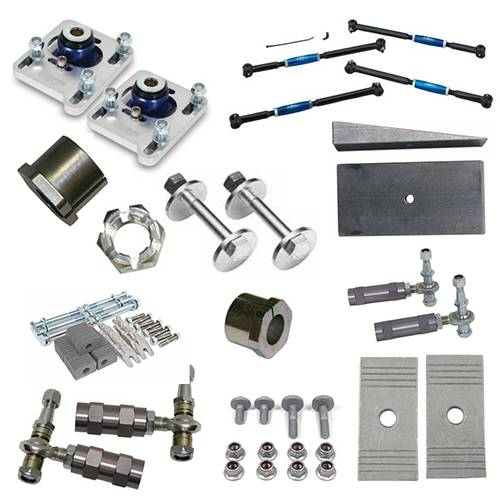 Suspension & Steering - Caster/Camber Kits