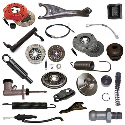 Transmission & Drivetrain - Clutches & Parts