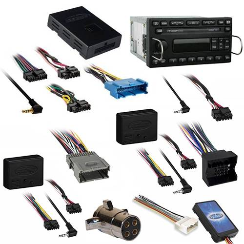 Installation Products - Dashboard Installation Kits