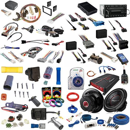 Car Electronics - Installation Products