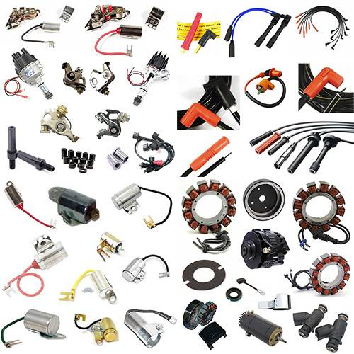 Motorcycle Parts - Electrical & Ignition