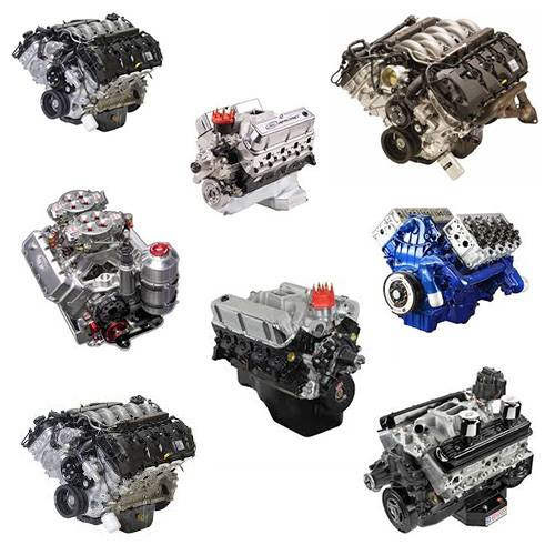Engine & Components - Racing Engines