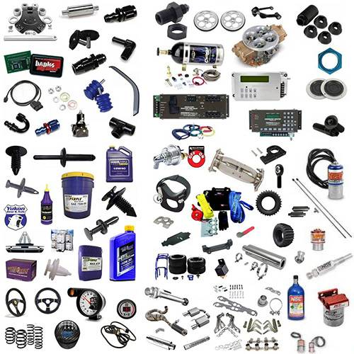 Parts & Accessories - Performance & Racing Parts