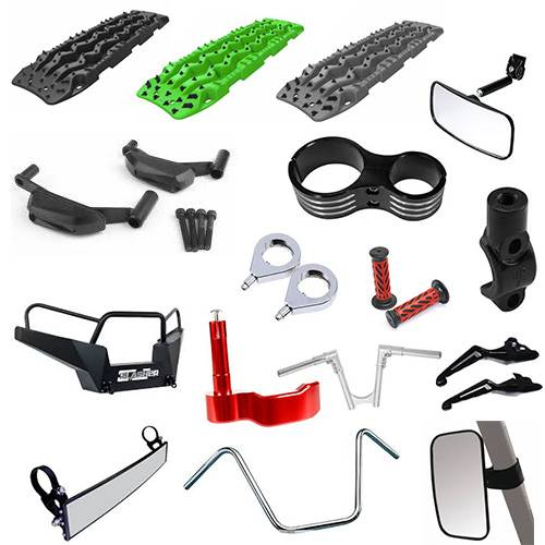 ATV, Side-by-Side & UTV Parts & Accessories - Body & Frame