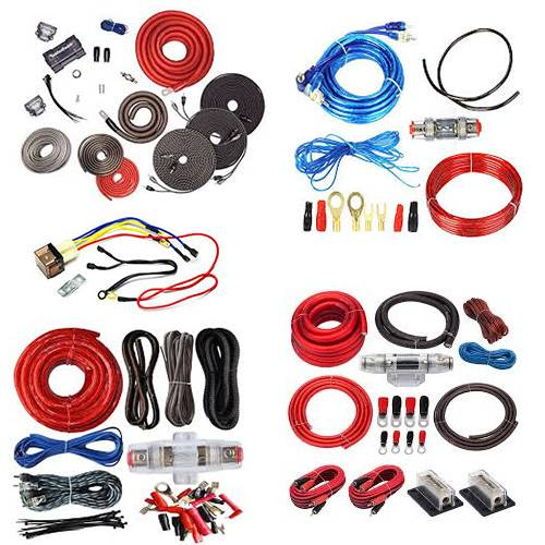 Cables, Wiring & Kits - Other Wiring & Kits