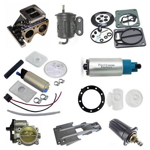 Personal Watercraft Parts - Intake & Fuel Systems