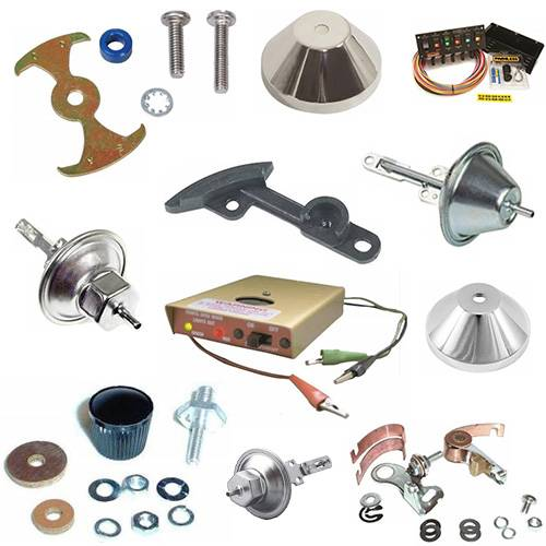 Vintage Car & Truck Parts - Ignition Systems