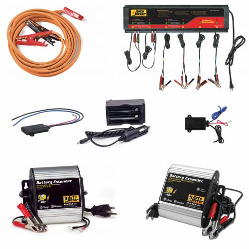 Automotive Tools & Supplies - Battery Testers & Chargers
