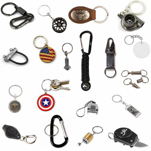 Car & Truck - Key Chains