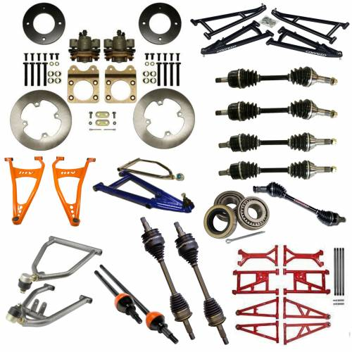 ATV Parts - Brakes & Suspension