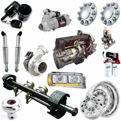 Parts & Accessories - Commercial Truck Parts