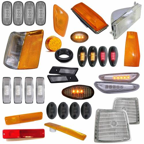 Lighting & Lamps - Side Marker Lights