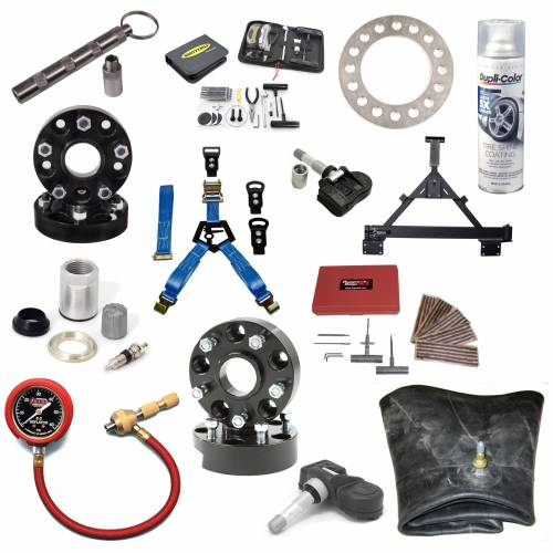 Wheels, Tires & Parts - Tire Accessories