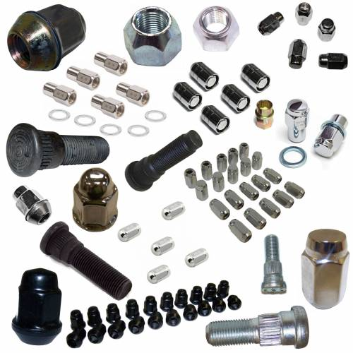Wheels, Tires & Parts - Wheel Lugs
