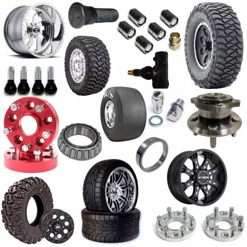 Car & Truck Parts - Wheels, Tires & Parts