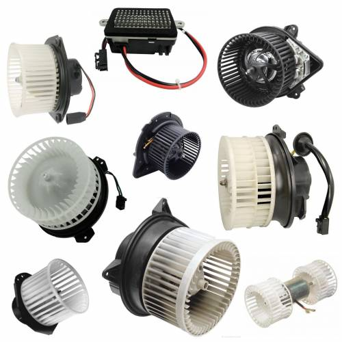 Air Conditioning & Heat - Blower Motors