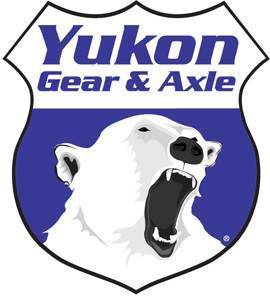 "Yukon Gear & Axle - 36"" long replacement housing tube for 9"" and Dana 60 (DOM 1026 steel) 3"" x 0.500""."