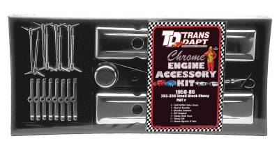 Trans-Dapt Performance Products - Trans-Dapt Performance Products 3041 Engine Dress Up Kit