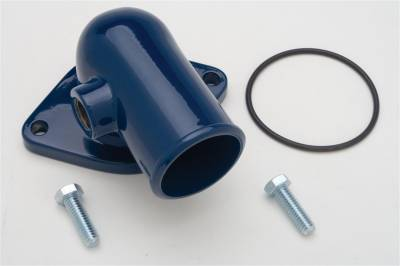 Trans-Dapt Performance Products - Trans-Dapt Performance Products 8341 Powder Coated Water Neck