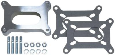 Trans-Dapt Performance Products - Trans-Dapt Performance Products 2135 Holley 2 Barrel Carb Spacer