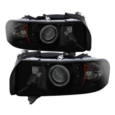 Spyder Auto - Spyder Auto 5078414 Halo LED Projector Headlights