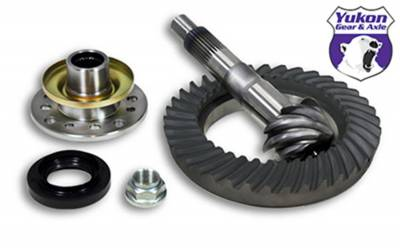 Yukon Gear & Axle - Yukon Gear & Axle YG TV6-456K Ring And Pinion Set