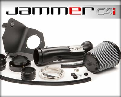 Edge Products - Edge Products 484141-D Jammer Cold Air Intake Fits 12-16 Wrangler (JK)