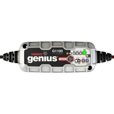 MSD Ignition - MSD Ignition G1100 NOCO Genius Battery Charger
