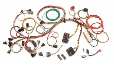 Painless Wiring - Painless Wiring 60511 Fuel Injection Wiring Harness