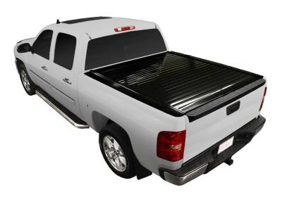Retrax - Retrax 50243 PowertraxPRO Retractable Tonneau Cover Fits 19 1500