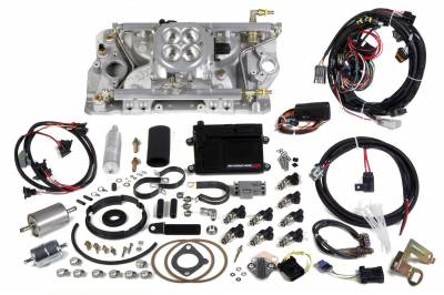 Holley EFI - Holley EFI 550-811 Avenger EFI Multi-Point Fuel Injection System