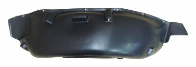 Crown Automotive - Crown Automotive 55157127AH Splash Shield Fits 07-18 Wrangler (JK)