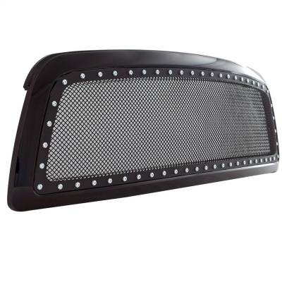 Paramount Automotive - Paramount Automotive 46-0229 Evolution Packaged Grille Fits 09-10 Ram 1500