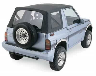 Rampage - Rampage 98835 Factory Replacement Soft Top Fits 95-98 Sidekick Tracker