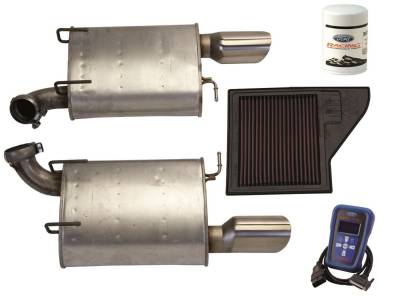 Ford Racing - Ford Racing M-FR1-MGTB Power Upgrade Package Fits 11-14 Mustang
