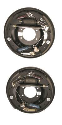 Ford Racing - Ford Racing M-2209-B Brake Drum Backing Plate