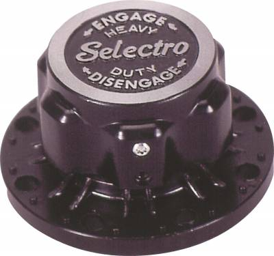 Mile Marker - Mile Marker 11017-01 Selectro Classic Manual Hub Fits 68-75 W300 Pickup