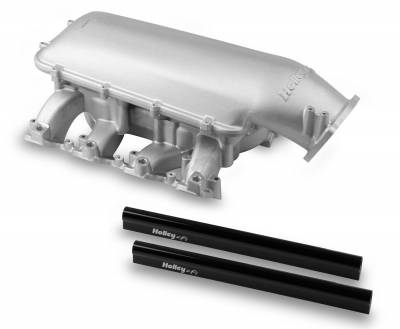 Holley Performance - Holley Performance 300-135 Mid-Rise Intake