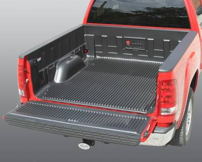 Rugged Liner - Rugged Liner NN5OR09 Rugged Liner Over Rail Bed Liner Fits 11-13 Frontier