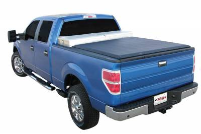Access Cover - Access Cover 61289 ACCESS Toolbox Edition Roll-Up Cover Fits 04-14 F-150