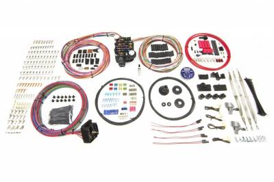 Painless Wiring - Painless Wiring 10414 25 Circuit Pro Series Harness