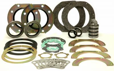 G2 Axle and Gear - G2 Axle and Gear 26-2041 Steering King Pin Repair Kit